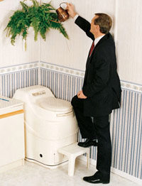 Excel Composting Toilet