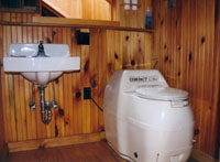 Sun-Mar Compact Composting Toilet